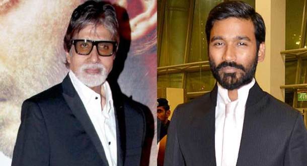 Photo of Dhanush is an exceptional artist: Amitabh Bachchan