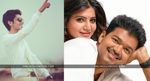 Photo of Anirudh to shake a leg with Vijay, Samantha in Kaththi audio launch?