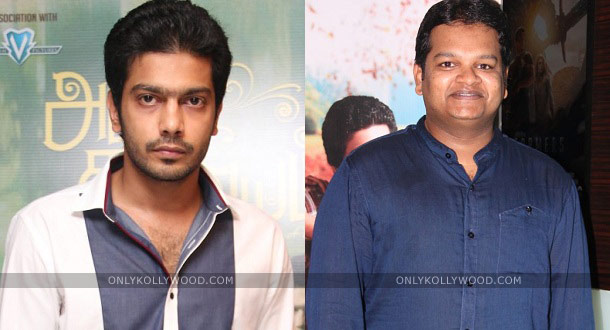 Photo of Sathya & Ghibran join again!
