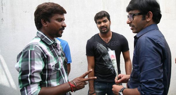 Photo of Jai's next with Vadacurry director Saravana Rajan