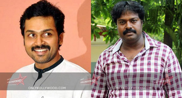 Photo of Karthi plays a dual role in Kashmora?