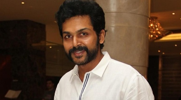 Photo of Karthi misses Biriyani