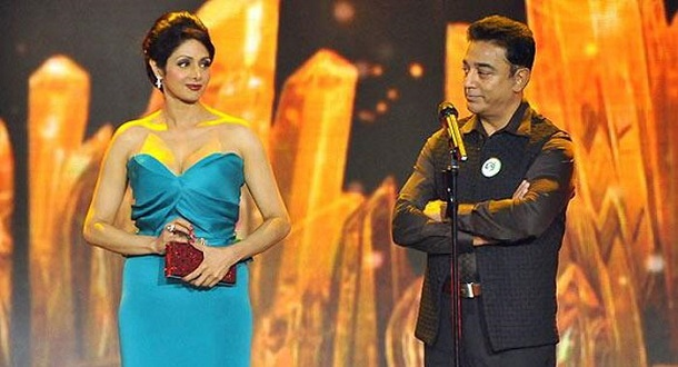 Photo of After 32 years, Sridevi and Kamal Haasan on screen for Drishyam?