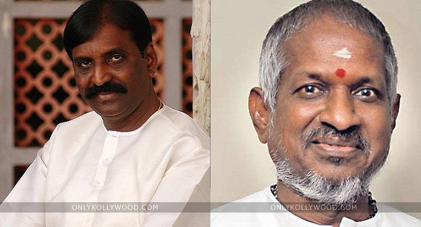 Photo of Reunion of Legends: Ilaiyaraja to sing Vairamuthu's lyrics after 28 years