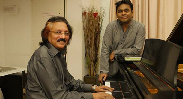 Photo of The musician who stunned AR Rahman