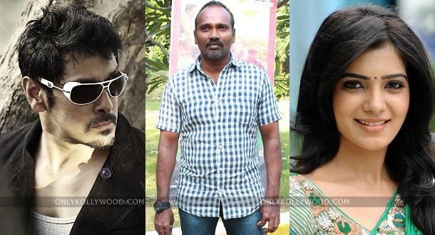 Vikram - Samantha's next film officially titled 10 Enradhukulla
