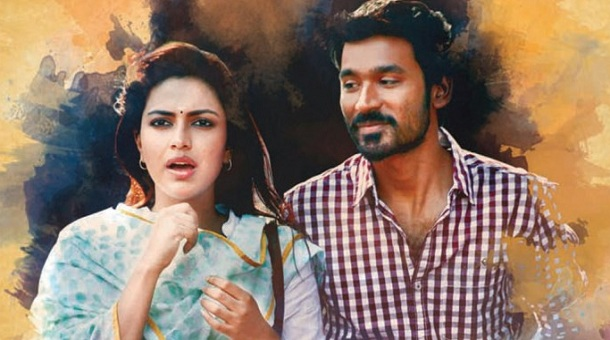 Photo of Dhanush's VIP mints 50 crores at the box-office