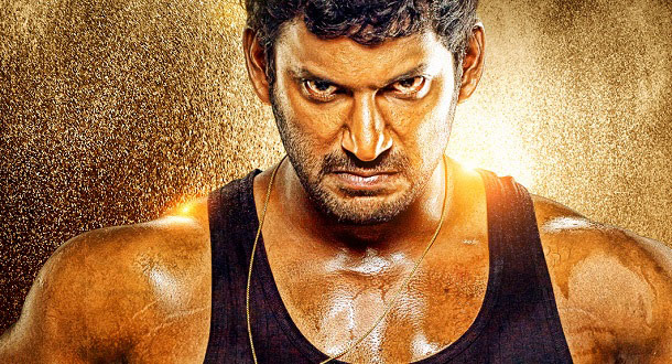 Photo of Vishal's brave fight against piracy