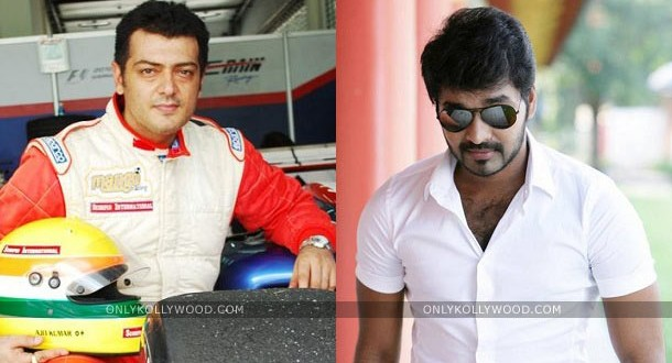 Photo of Jai to take racing tips from Ajith
