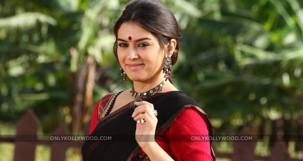 Photo of Aranmanai is Hansika's toughest project