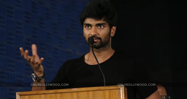 Photo of Irumbu Kuthirai will be loved by today's youngsters: Atharvaa Murali