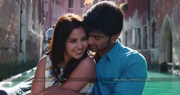 Photo of Atharvaa Murali raves about working with Priya Anand