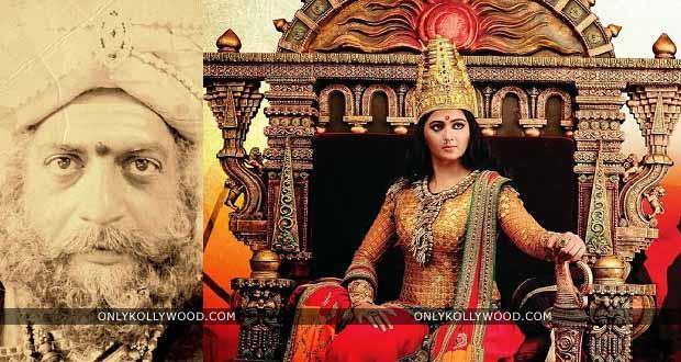 Photo of Prakash Raj's 13th century avatar for Rudhramadevi