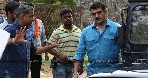Photo of Thala 55 goes to Arrambam shooting location