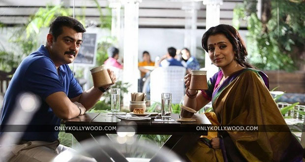 Photo of What worried Trisha about Yennai Arindhaal