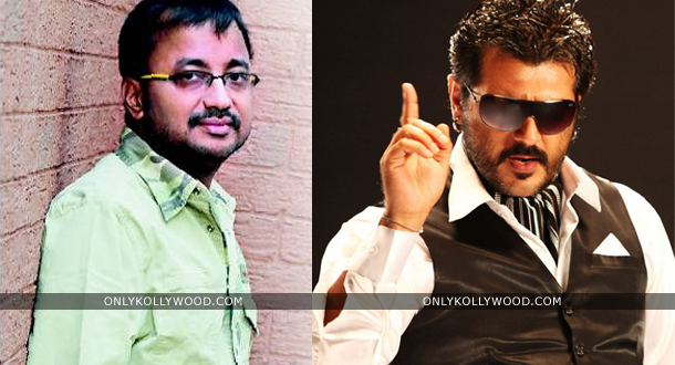 Photo of Ajith's motivation is the reason behind my position in the industry today: Director Saran