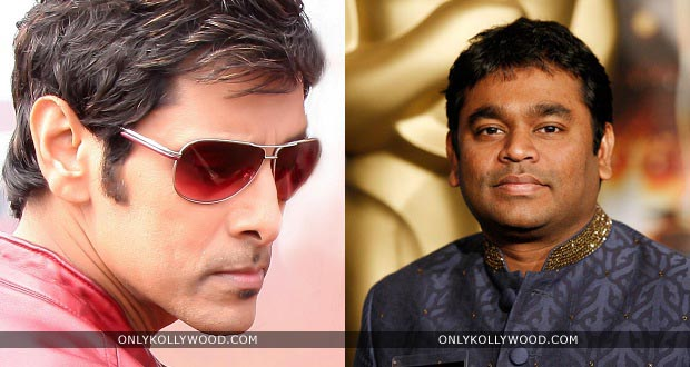 Photo of AR Rahman has crooned for Vikram in Ai