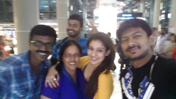 Photo of Udhayanidhi and Nayanthara are heading to Bali