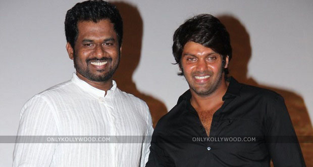 Photo of Jeeva Shankar to team up with Arya for his next