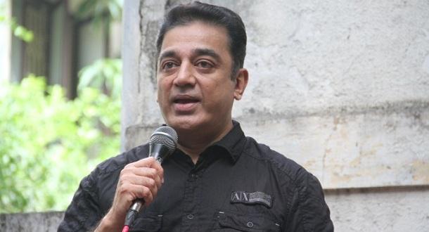Photo of Kamal Haasan's Drishyam titled Papanasam in Tamil?