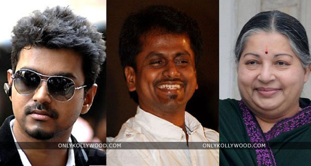 Photo of Kaththi team to meet Chief Minister J. Jayalalitha?