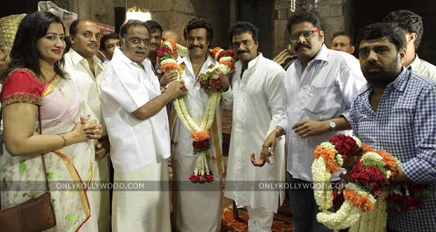Photo of Lingaa first look poster to be unveiled on Aug 29th