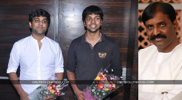 Photo of Suseenthiran's Jeeva songs are penned by Vairamuthu, Madhan Karky and Kabilan
