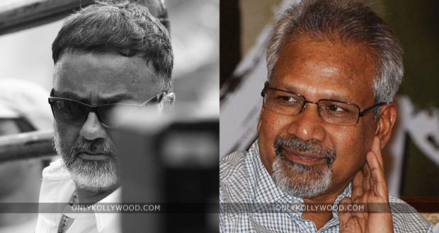 Photo of Mani Ratnam gathers the magical Alaipayuthey team for his next; PC Sreeram joins