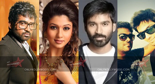 Photo of Vijay Sethupathi to team up with Nayanthara for Dhanush's 'Naanum Rowdy Thaan'