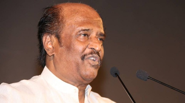 Photo of God's wish is my wish, says Rajinikanth on entering politics