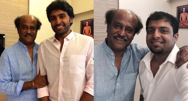 Photo of Rajinikanth showers praise on Arima Nambi