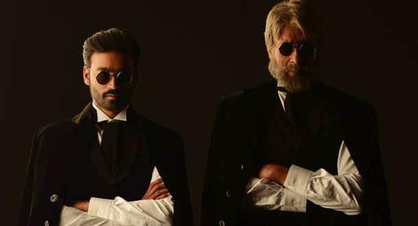 Photo of Eros International onboard for Dhanush's Shamitabh