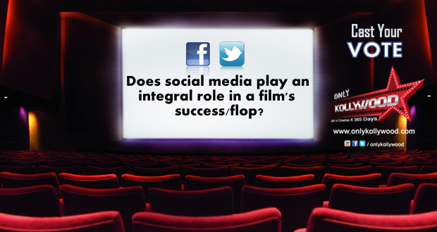 Photo of Does social media play an integral role in a film's success/flop?