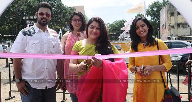 Photo of Anusha Dhayanidhi Alagiri's Weekend Santhai Launch and Inauguration