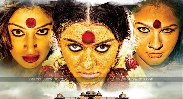 Aranmanai Movie Review Poster