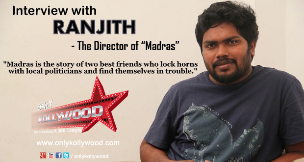 Photo of Interview with Pa. Ranjith, the director of Madras