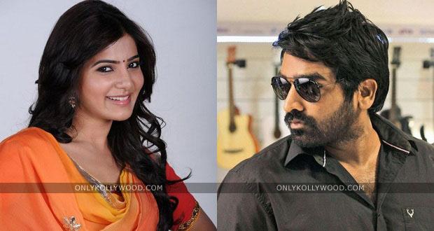 Photo of Samantha wishes to pair with Vijay Sethupathi