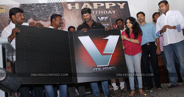 Photo of I have started V Music out of anger, says Vishal