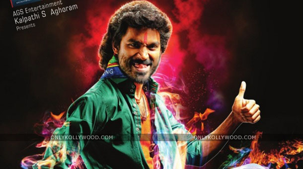 Photo of Dhanush's Anegan is set across different time periods