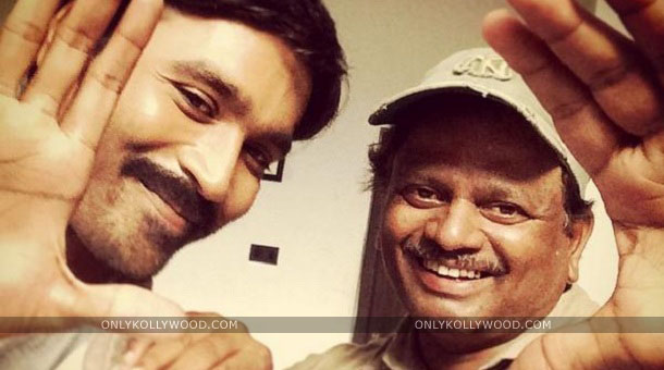 Photo of Anegan shoot wrapped; Audio coming soon