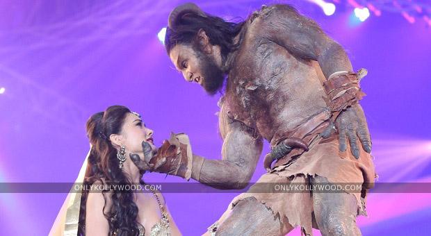 Photo of I audio launch on Jaya TV for Ayudha Puja