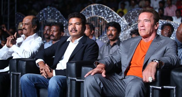 Photo of Arnold demands a whopping Rs. 100 crore remuneration for Endhiran 2