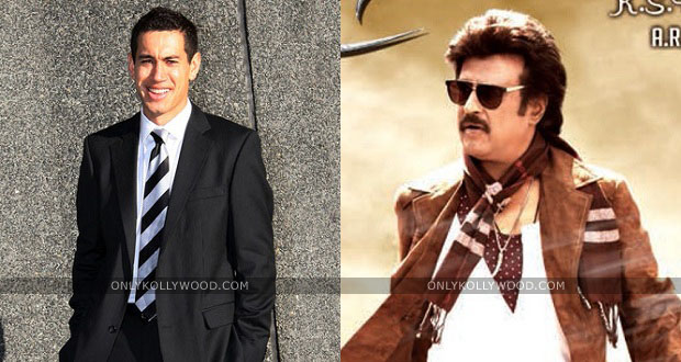 Photo of New Zealand cricketer Ross Taylor is waiting to watch Rajinikanth's Lingaa