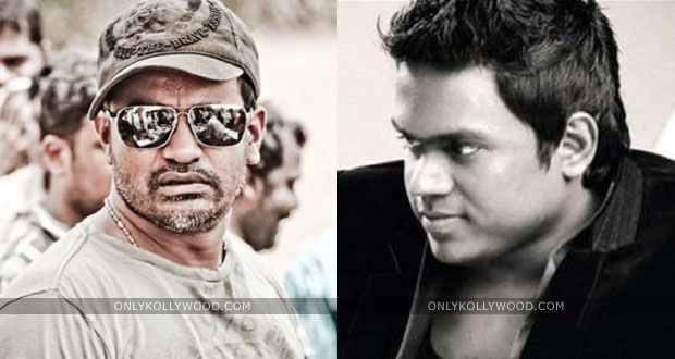 Photo of Selvaraghavan and Yuvan will be back in action soon, says Geethanjali