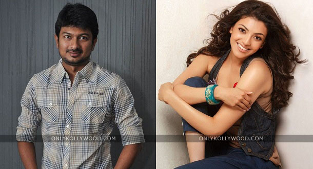 Photo of Kajal denies; Udhayanidhi looks forward to sort out the issue amicably