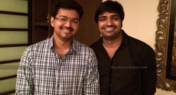 "Photo of ""Vijay sir gives utmost importance to his fans,"" says Sathish"