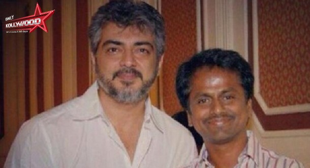 Photo of AR Murugadoss is waiting to work with Thala Ajith