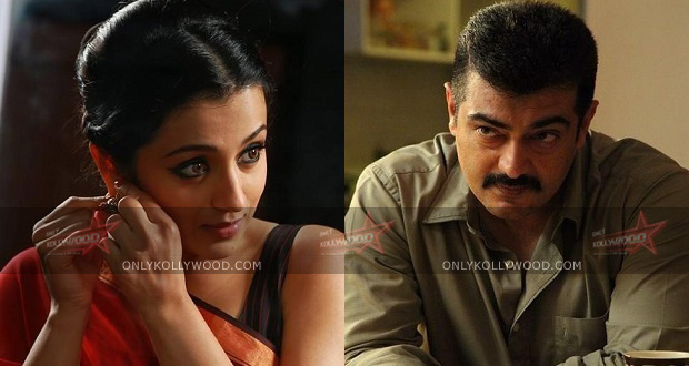 Photo of Ajith is a mass hero who knows how to respect women: Trisha