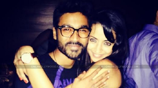 Photo of Trisha to team up with Dhanush for the first time?