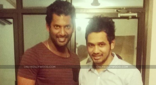 Photo of Hiphop Tamizha to release Aambala single soon